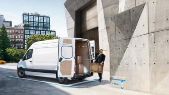 Påbyggda transportbilar en förutsättning för Sodexos måltidsverksamhet