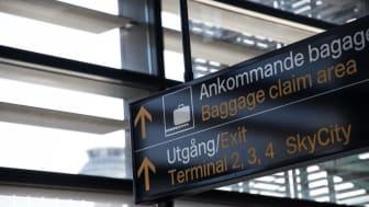 Stockholm Arlanda Airport. Photo: Victoria Ström.