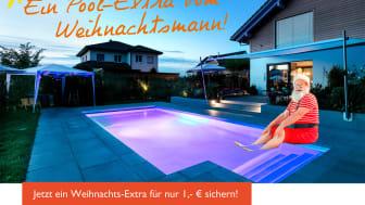 Pool-Extra zu Weihnachten © Desjoyaux