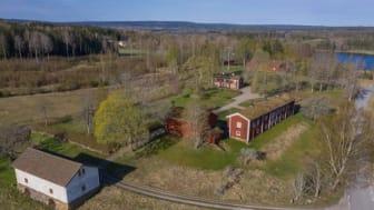 Siggebohyttas bergsmansgård. Foto: Örebro läns museum
