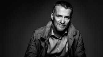 Nils Gullak Horvei er ute med ny og provoserende roman.  (Foto:  Fredrik Arff)