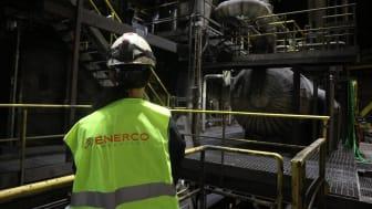 Enerco satsar på industriella projekt