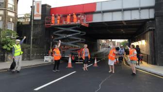 Cricklewood railway bridge