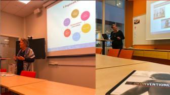Convictus startar nya Hälsoinformatörsutbildningar tillsammans med Regionalt Cancercentrum Stockholm Gotland.