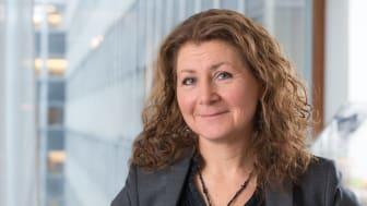 Lena Lundberg, ansvarig för plastråvarufrågor på IKEM och verksamhetsansvarig PVC Forum