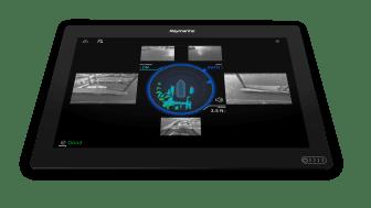 High res image - Raymarine - Axiom XL16 with DockSense