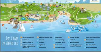 GRAND OPENING des CAMP DAVID Sport Resort in der Schladitzer Bucht