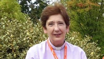 ellenor welcomes new chaplain to the team
