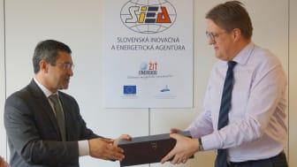 Enova overtar presidentskapet i EnR