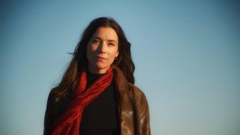 Moa Sandström, doktorand, Samiska studier Foto: Frieda Sandström Reid