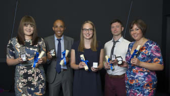 Awards commend the best new nurses