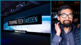 Jonas Rydholm Birmé, pressansvarig för Streaming Tech Sweden