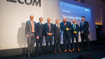 The Council and AECOM team behind The Gobbins
