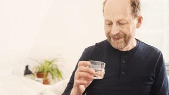 Helteellä veden juominen on erityisen tärkeää