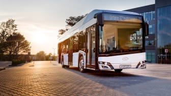 Sveriges två första vätgasbussar börjar rulla i Gävleborg 2021