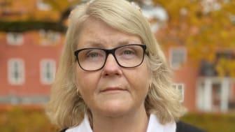 Jeanette Hjortsberg, divisionschef psykiatrin Region Dalarna