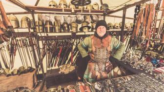 Das Mittelalter lebt wieder auf beim Kieler Umschlag