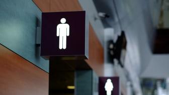 Köpcentrum och restauranger – toaletterna vi helst undviker