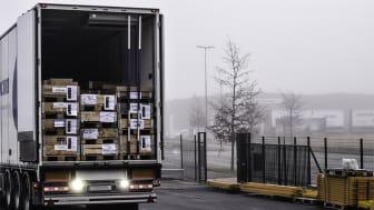 Abkati och Eigenbrodt fusioneras den 1:a april. Man har numera ett gemensamt produktlager i Malmö.