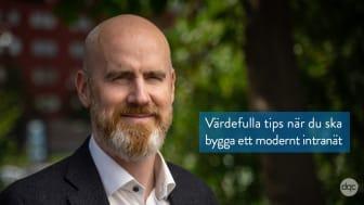 Lars Altus, projektledare på DQC, ger tips och råd kring hur man bäst genomför ett intranätprojekt.