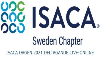 Robert Willborg föreläser på ISACA Dagen
