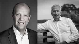 Tony Pettersson, vd SPP Konsult och Jan Ahlström, PRI