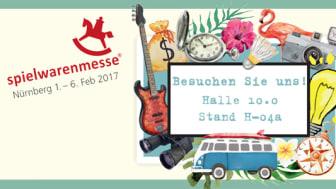 Die moses.-Neuheiten auf der Spielwarenmesse Nürnberg 2017