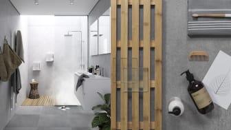 10 parasta vinkkiä pienen kylpyhuoneen sisustukseen