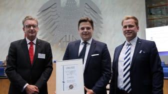 Maik Friedrichs von Blåkläder Workwear in den Senat der Wirtschaft berufen