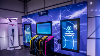 Fords Go Electric-event i London