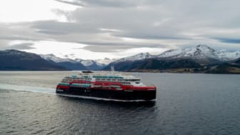 World's first hybrid cruise ship completes sea trial