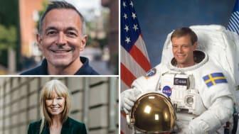 Startupeventet Space Investment Day lockar internationell publik