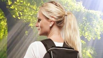 Stöldskyddad ryggsäckTwinsafe
