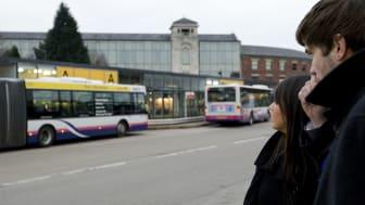 Better bus plans for Bury Interchange