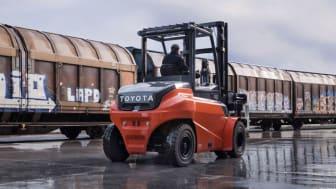 Toyota Traigo80 – elektrisk motviktstruck får German Design Award 2019
