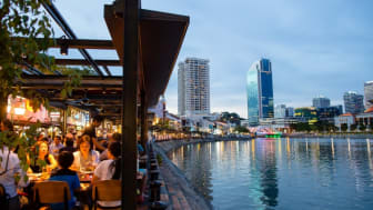Singapore River One picks PR partner