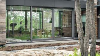 Schwedischer Wohntraum im Wald