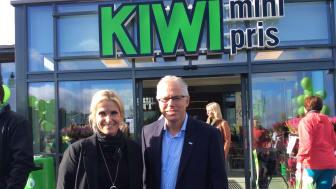 Åpnet Norges grønneste dagligvarebutikk