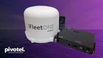 Pivotel's type-approved Fleet One Vessel Monitoring System (VMS) package with Addvalue iFleetONE IP-based terminal offers a complete solution to the US sport fishing market