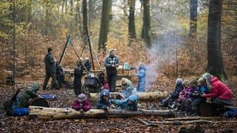 Børnehuse forbereder sig til vinteren