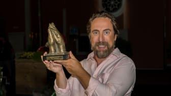 Årets Lisebergsapplåd delas ut till Per Andersson