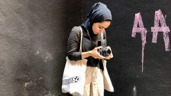 Documentary photographer Sabiha Çimen, recipient of the 2020 Canon Female Photojournalist Grant.