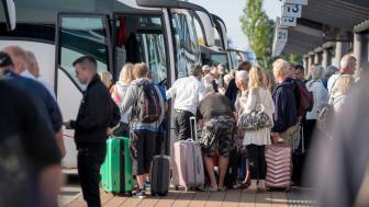 Scandorama, buss