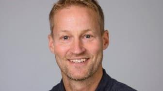 Fredrik Almqvist, vd på QureTech Bio.