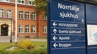 Norrtälje sjukhus i normalläge