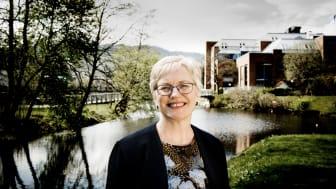 'Den norske modellen' med kunst- og kulturproduksjon på nasjonalt nivå utanfor dei store byane, er verd å ta vare på, seier Hilde Bjørkum, avtroppande direktør for Førde Internasjonale Folkemusikkfestival.