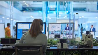 Globalt positivt gensvar: Virtuell konferens från Phoenix Contact gick in i andra omgången