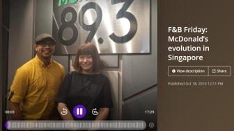 Source: Screen shot from Money FM 89.3