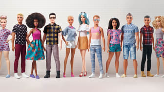 "Barbie Fashionistas ""THE NEW CREW"""