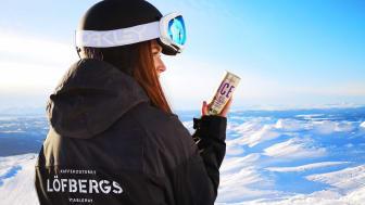 Löfbergs storsatsar och bjuder skidåkarna i både Åre och Sälen på kaffeprovningar och andra event.